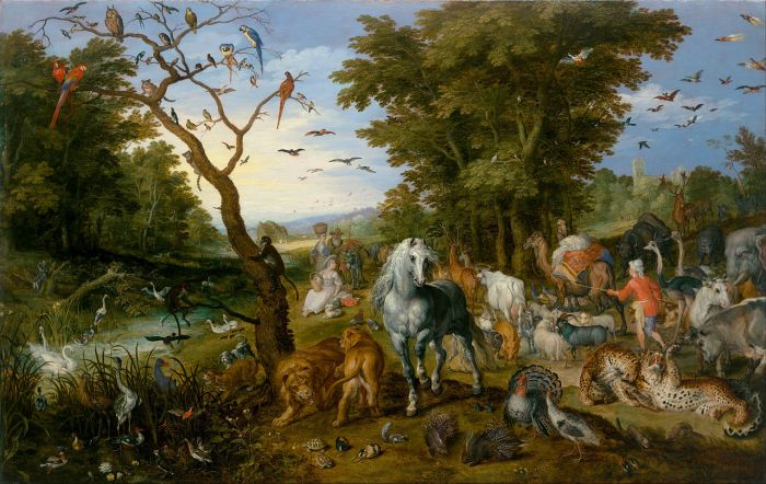 Jan_Brueghel_the_Elder_-_The_Entry_of_the_Animals_into_Noah's_Ark_-_Google_Art_Project